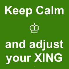 Die neuen #XING Gruppen (Beta) - Keep Calm and Adjust your XING settings http://www.networkfinder.cc/xing-vs-linkedin/neue-xing-gruppen-email-xing-benachrichtigungs/