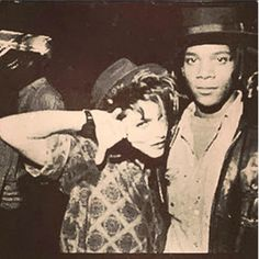 Madonna and Basquiat