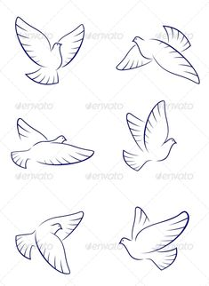 White Doves #GraphicRiver Set of white doves as a concept of love or peace. Editable EPS8 (you can use any vector program) and JPEG (can edit in any graphic editor) files are included SPORTS MASCOTS MEDICINE FOOD LABELS WEDDING DESIGN ELEMENTS FLORAL OBJECTS WEB ICONS ANIMALS Created: 8January13 GraphicsFilesIncluded: JPGImage #VectorEPS Layered: Yes MinimumAdobeCSVersion: CS Tags: animal #background #bird #concepts #design #dove #feather #flying #freedom #friendship #holiday #icon…