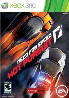 Need For Speed: Hot Pursuit (xbox 360) Complete!