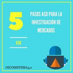 5 pasos #ASO para la investigación de mercados http://aymaraduran.com/5-pasos-aso-para-la-investigacion-de-mercados/