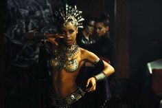 """Aaliyah's 'Queen of the Damned' 15th Anniversary: 10 Things You Didn't Know About Vampire Thriller:      One of the director's reasons for casting Aaliyah as an Egyptian queen was because he wanted the character to look like she was actually  from the country she was portraying. """"There were two factors for casting Aaliyah. I was very keen that Akasha, an Egyptian queen, not look  like Elizabeth Taylor,"""" he told Vibe in reference to the classic actress' role in ...  More..."""