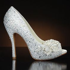 High Falootin by Benjamin Adams Wedding Shoes at My Glass Slipper