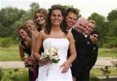 fun wedding party picture ideas - Bing Images
