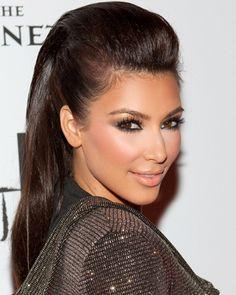 Peinados de Kim