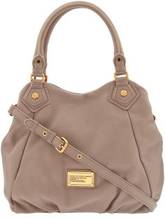 Marc by Marc Jacobs - Classic Q Fran Tan tote handbag