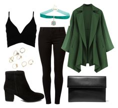 """""""Untitled #999"""" by dani-gracik ❤ liked on Polyvore featuring Boohoo, Dorothy Perkins, Warner Bros., Steve Madden and Marni"""