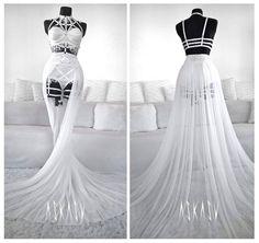 "3,372 Likes, 39 Comments - ASKASU (@askasublue) on Instagram: ""Morning dew lingerie  #weddingdress #night #angel #temptation #askasu #designer #fashion…"""