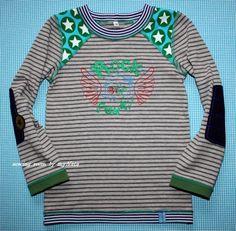 Shirt ANTONIA ((Schnitt: Farbenmix)