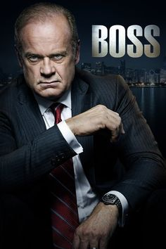 Boss. STARZ canceled this show after only two seasons.  HUGE Mistake.  Another movie channel needs to pick this up and keep it going.