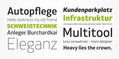 XXII Centar™ - Webfont & Desktop font « MyFonts Word Fonts, Typography Fonts, Albert Einstein, Desktop, Graphic Design, Words, Type, Letterpress Printing, Visual Communication