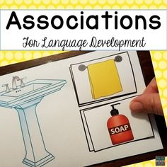 Associations! Language Expanders will help students learn what goes together and work to be able to explain why. Included are ideas on different ways to use the cards to challenge students to be flexible in their thinking and language. **This set is included in the money savings set: Language Building GROWING BundleIncluded:30 Association mats with 2 additional picture cards for each mat.There is a blank mat to allow you to customize for your students.Instructions/suggestions for…