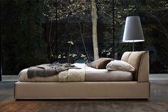 The #elegance of #Monolith is impressive. #ditreitalia #newproducts #bed #design #cozy