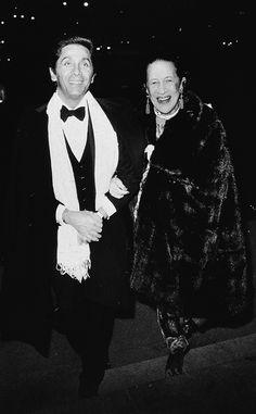 50 aniversario Valentino y nuestra amada y perfecta Diana vreeland es diossssss