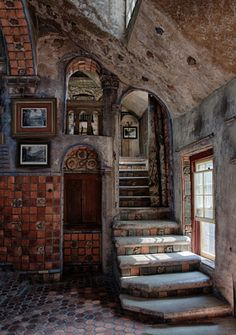 Fonthill Castle by Roni Chastain