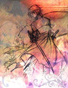 Manga: Pandora hearts Break Graphic by me.