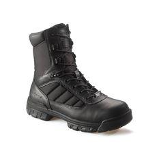 Bates Enforcer Men's 8-in. Boots, Size: 14 Med, Black