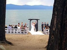 Beach Retreat Lodge At Tahoe South Lake California Wedding Venues 1