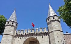 Meral Meri : Topkapı Sarayı-Babüsselam -Photograph by Meral Mer...