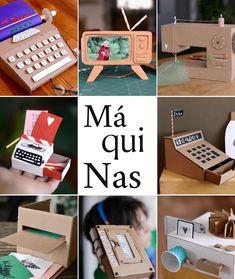 Magazine Rack, Storage, Instagram, Ideas, Home Decor, Recycling, Objects, Creativity, Manualidades