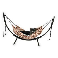 REDE HAMMOCK - TRIXIE Meu Amigo Pet - Petshop Online - Meuamigopet.com.br #cat #cats #gato #gatinho #bigode #muamigopet