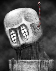 Here comes another one. Kind of… deranged… At least I hope so. #2dart #gamedev #indiedev