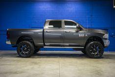 Big Lifted Cummins Diesel 2014 Dodge Ram 2500 Big Horn 4x4 Truck For Sale At Northwest Motorsport