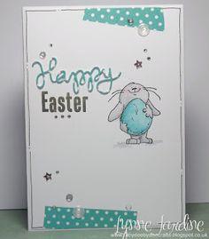 Ruby-Dooby-Doo Crafts: Easter Bunnies