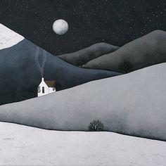 The Quiet of the Night  -  Natasha Newton 2013