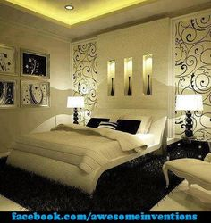 Awesome Bedroom Design!