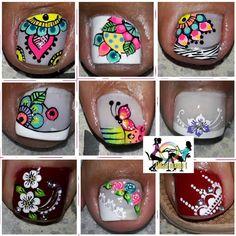 Toe Nail Designs, Toe Nail Art, Christmas Design, Love Nails, Coffin Nails, Pedicure, Hair Beauty, Instagram Posts, Sweatshirt