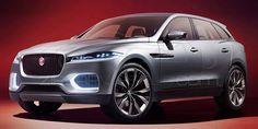 Jaguar's first SUV!