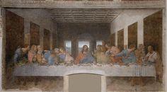 La Ultima Cena, es una pintura mural original de Leonardo da Vinci de 1495,se encuentra en la pared sobre la que se pintó originariamente, en el refectorio del convento dominico de Santa Maria delle Grazie en Milán,declarado Patrimonio de la Humanidad por la Unesco en 1980.