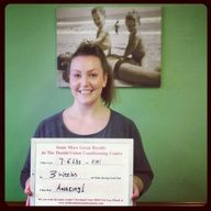Awesome work from Olivia. Give her a thumbs up!:) — at The DoubleVision Conditioning Centre.