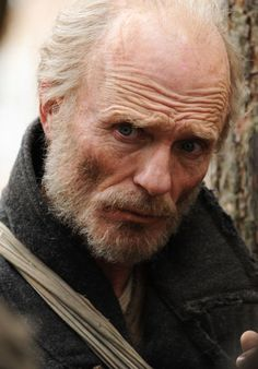 "Ed Harris in ""The Way Back"""