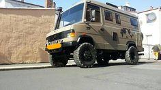 Mercedes-Benz 4x4 Camper Van, 4x4 Van, Camper Caravan, Mercedes Vario, Mercedes Camper, Overland Truck, Expedition Vehicle, Mercedes Sprinter 4x4, Sprinter Van