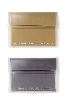 Louis Vuitton Pouches & Cosmetic Bags Fondation Louis Vuitton iPad clutch case