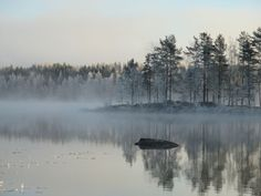 After Frozy Night at Lake Saimaa | Photo: Anja Ikonen