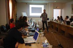#Academia : 1er workshop : Graphisme part 1  #JCIKebira
