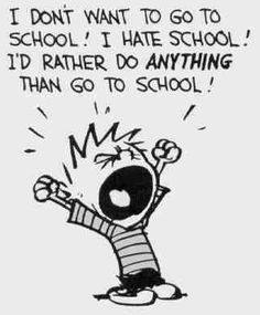 """I Hate School"" – Stop Having to Say How Much School Sucks With These Three Easy Tips (READ IT)"