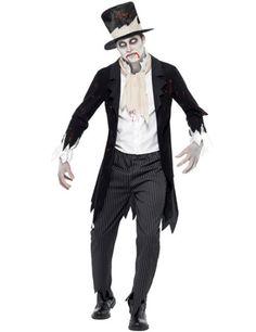 Zombie Bräutigam