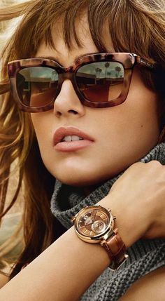 Beautiful Prada Sunglasses http://www.smartbuyglasses.com/designer-sunglasses/Prada/Prada-PR17OS-SWING-FAL1Z1-151844.html
