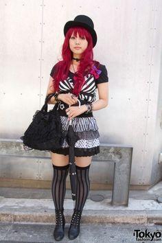 japanese #fashion - http://www.otakusearch.com #anime and #manga directory