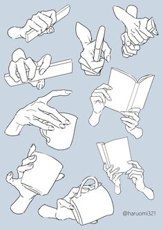 Hand pose reference for artists Hand Drawing Reference, Drawing Reference Poses, Drawing Hands, Sword Reference, Design Reference, Anime Hand, Main Manga, Fuchs Illustration, Hand Pose