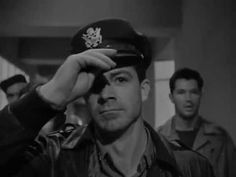 The Purple Heart (1944)-Final Speech and End