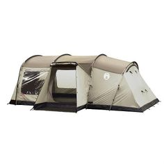 All Tents Camping - MACKENZIE CABIN 6 XL tent COLEMAN - Camping