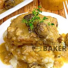 Smothered pork chops made easy in the slow cooker. The gravy is awesome! Fall Is The Time For Pork Fall isn't only great for leaf peeping, it's also the time you get great deals on pork. You'll find great prices on all cuts of pork. Recently, my stores had great deals on boneless pork loins. What...Read More »