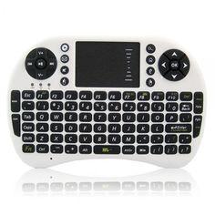 amazones gadgets A, Wireless Mini Air Mouse Keyboard White Black UKB-500-RF Multi-functional 2.4G: Bid: 22,49€ (£20.12) Buynow Price 22,49€…
