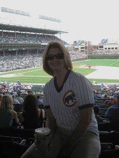 My 1st Cubs game!