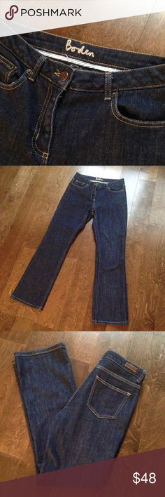 Boden Jeans EUC. I also have some other 6P bottoms in my closet, bundle for savings!! Boden Jeans